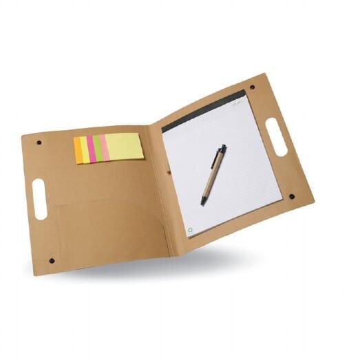 Porta blocnotes in cartone ALBERTA - 2