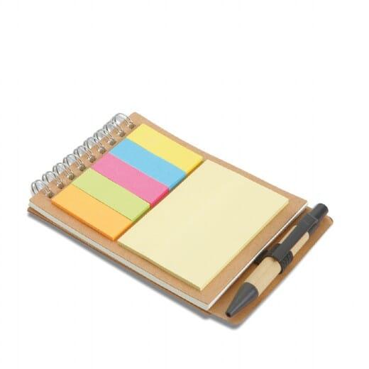 Blocco notes con penna e fogli MULTIBOOK - 2