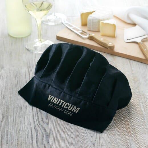 Cappello da cuoco in cotone 1 CHEF - 5