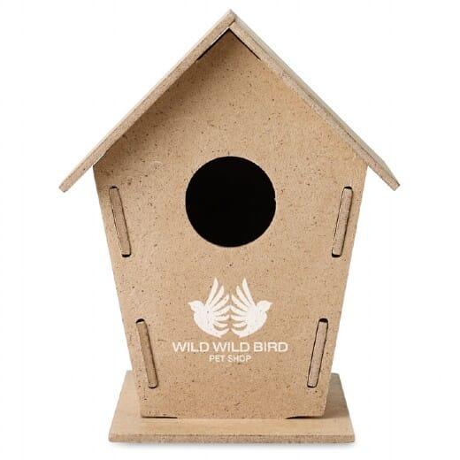 Casetta per uccelli WOOHOUSE - 1