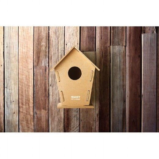 Casetta per uccelli WOOHOUSE - 5