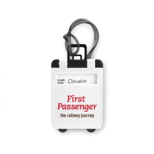 Etichetta bagaglio TRAVELLER - 2
