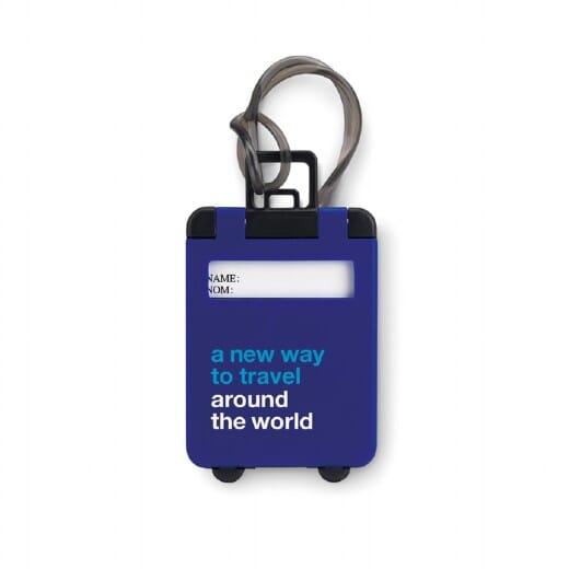 Etichetta bagaglio TRAVELLER - 4