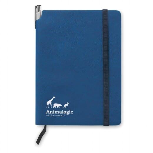 Notebook a righe in PU A5 SOFTNOTE - 2