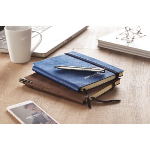 Notebook a righe in PU A5 SOFTNOTE - 4