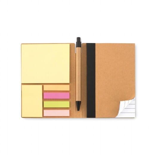 Notebook in carta riciclata  RECONOTE - 2