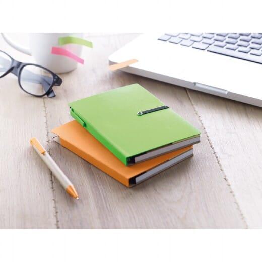 Notebook in carta riciclata  RECONOTE - 5