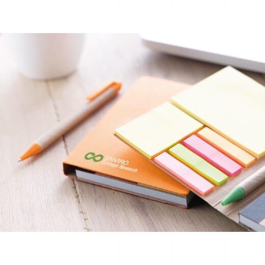 Notebook in carta riciclata  RECONOTE - 7