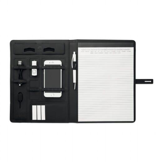 Blocco A4 con powerbank  SMARTFOLDER - 1