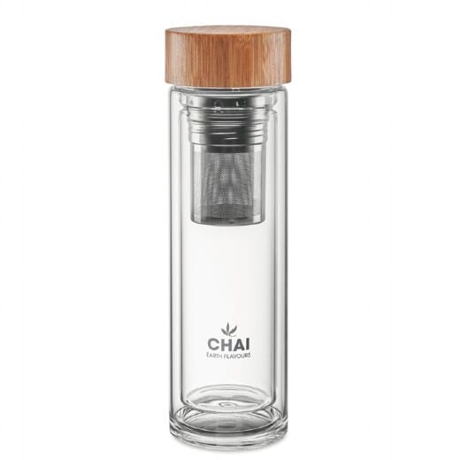 Borraccia BATUMI GLASS - 420 ml - 1