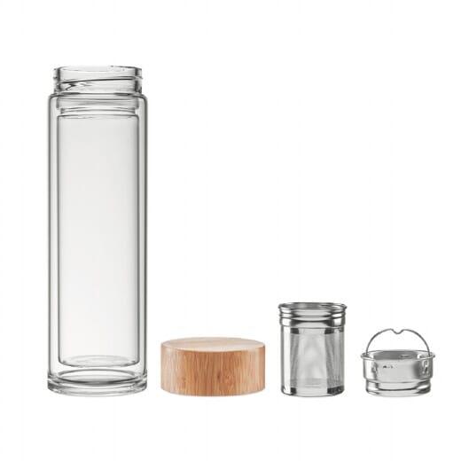 Borraccia BATUMI GLASS - 420 ml - 2
