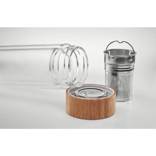 Borraccia BATUMI GLASS - 420 ml - 3