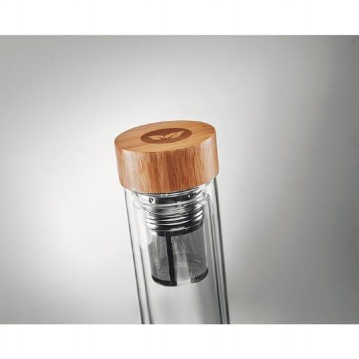 Borraccia BATUMI GLASS - 420 ml - 4