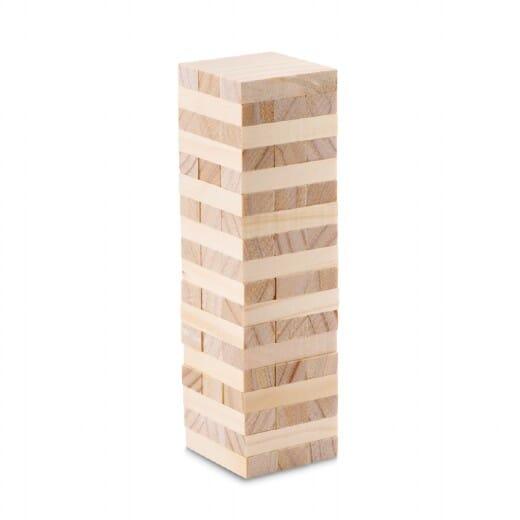Gioco di abilità in legno PISA - 2