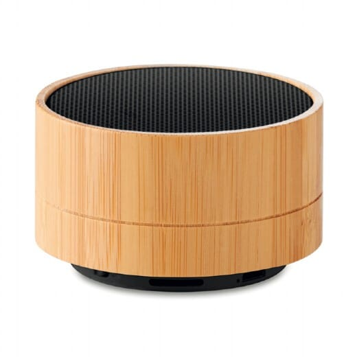 Speaker bluetooth in bamboo  SOUND BAMBOO - 2