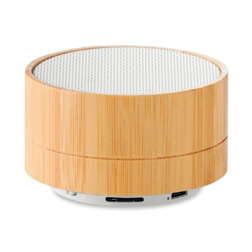 Speaker bluetooth in bamboo  SOUND BAMBOO - 4