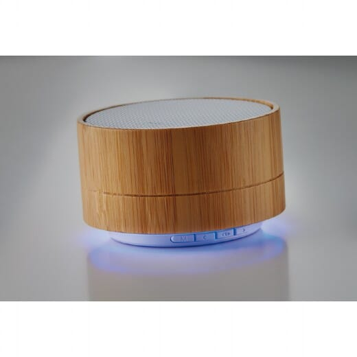 Speaker bluetooth in bamboo  SOUND BAMBOO - 5
