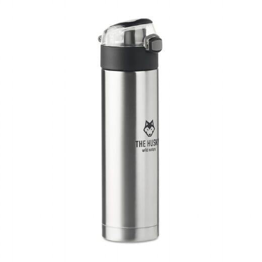 Borraccia in acciaio NUUK LUX - 400 ml - 1