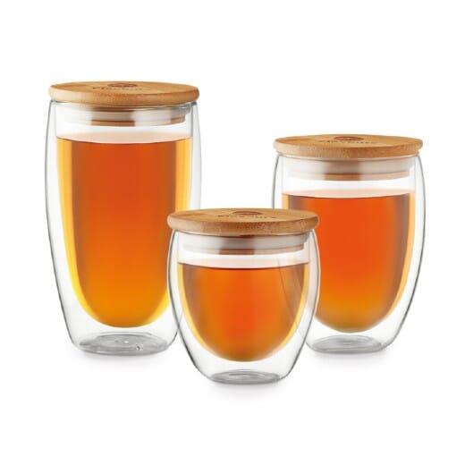 Bicchiere in vetro TIRANA SMALL - 250 ml - 5