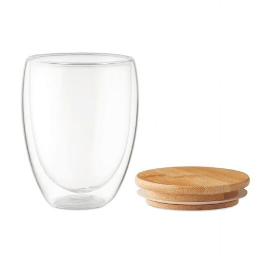 Bicchiere in vetro TIRANA MEDIUM - 350 ml - 2