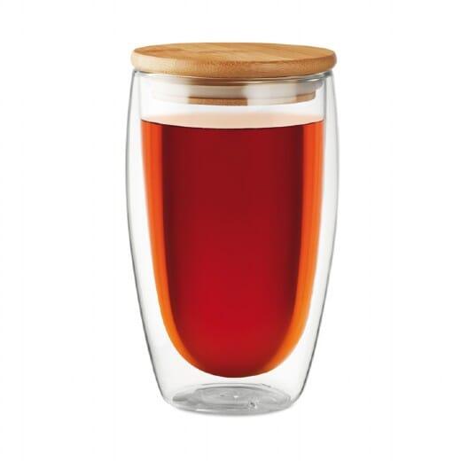 Bicchiere in vetro TIRANA LARGE - 450 ml - 1