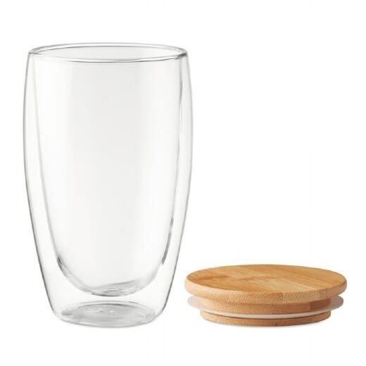 Bicchiere in vetro TIRANA LARGE - 450 ml - 2
