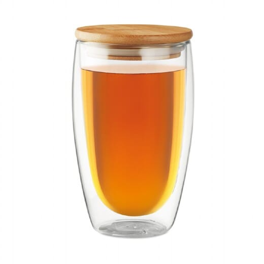 Bicchiere in vetro TIRANA LARGE - 450 ml - 5