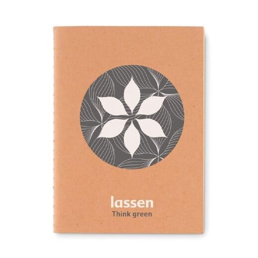 Notebook A6 MINI PAPER BOOK - 1