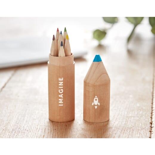 Set matite PETIT COLORET - 2