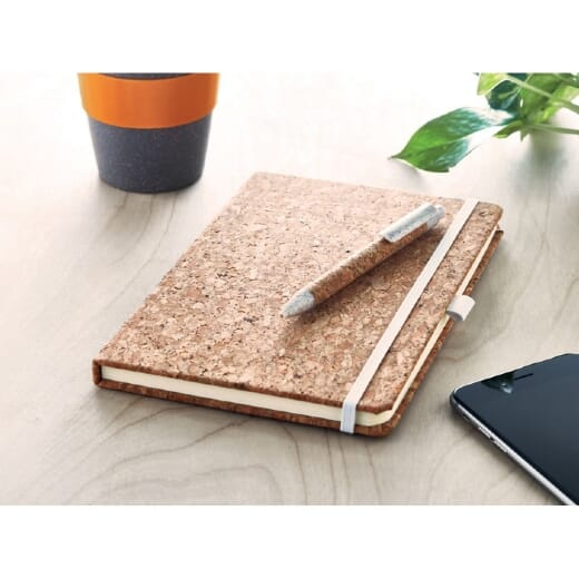 Notebook A5 SUBER SET - 1