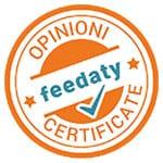 Recensioni Feedaty