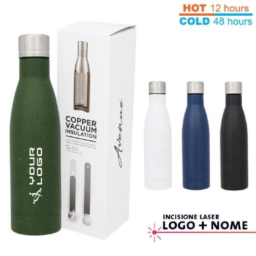 Borraccia termica VASA SPECKLED - 500 ml