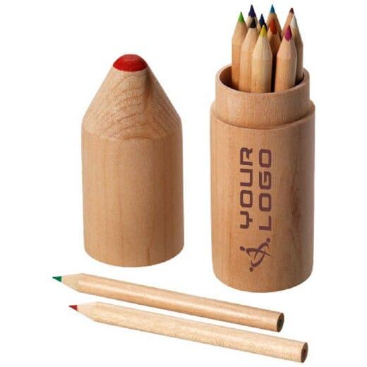 Set 12 matite colorate BOSSY