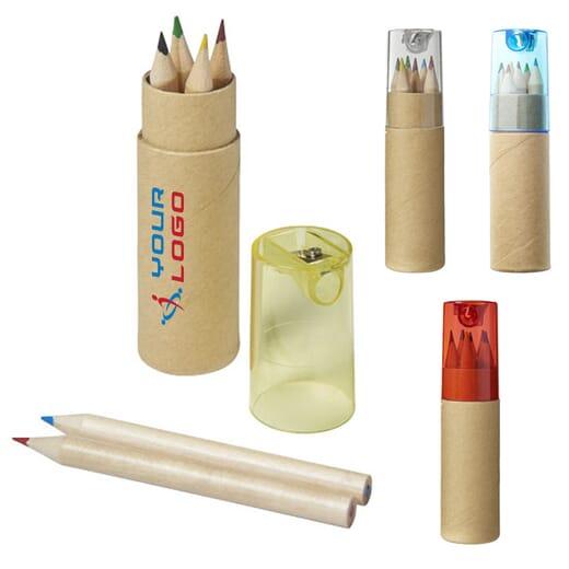 Set matite colorate 7 pezzi KRAM