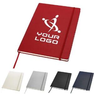 Notebook A4 con copertina rigida EXECUTIVE