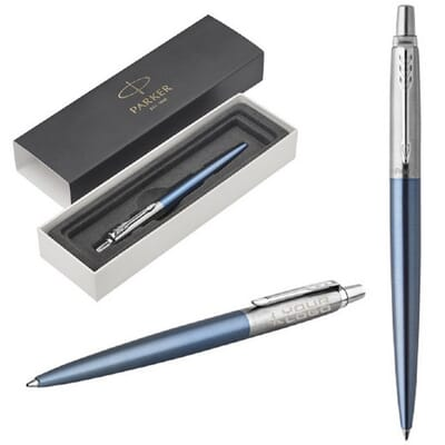 Penna a sfera Jotter WATERLOO BLUE CT