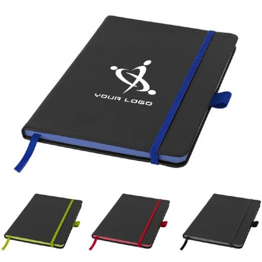 Notebook A5 COLOUR-EDGE
