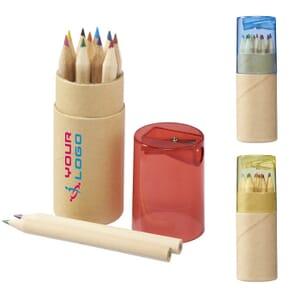 Set 12 matite colorate HEF