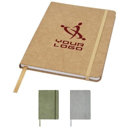 Quaderno A5 in carta di pietra BRECCIA