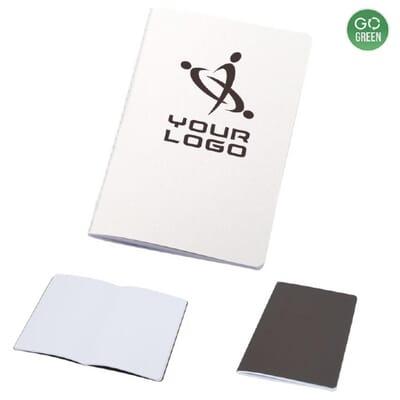 Quaderno con copertina in carta crush FABIA