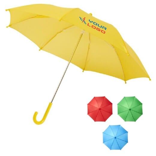 Ombrello antivento per bambini NINA 17
