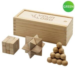 Rompicapo in legno BRAINIAC