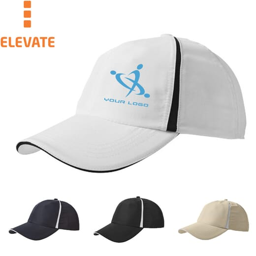 Cappellino cool fit a 6 pannelli MOMENTUM