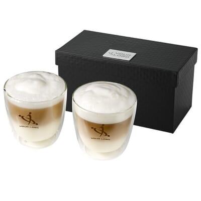 Set tazze da caffè in vetro BODA - 200 ml