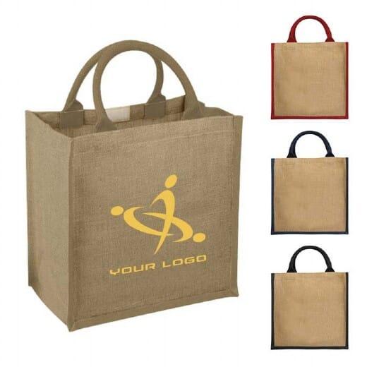 Shopper da regalo in juta CHENNAI