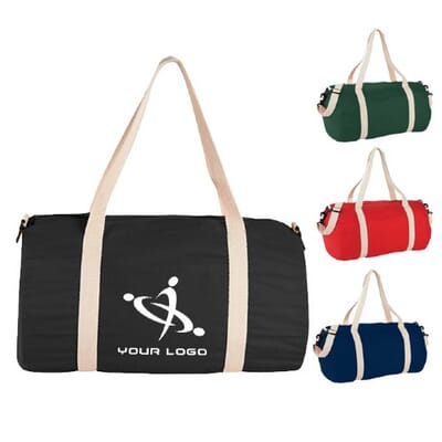Borsa Duffel Barrel