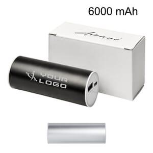 Power bank 6000 mAh con cavo 2 in 1 BLIZ