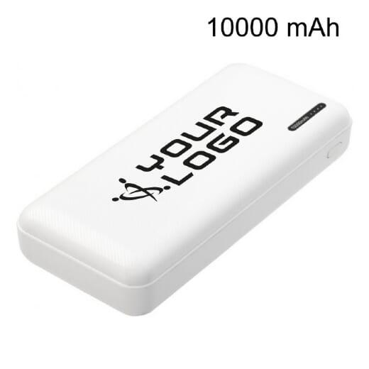 Power bank da 10000 mAh COMPRESS