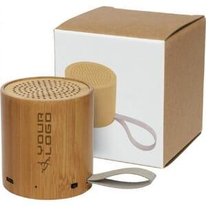 Speaker Bluetooth® in bambù LAKO