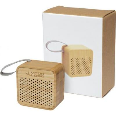 Speaker Bluetooth® in bambù ARCANA